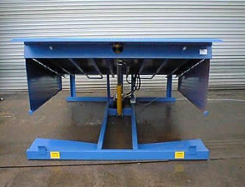 Pit mounted leveller