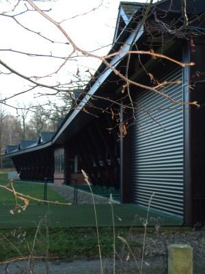 Woodhall Roller Shutter Door